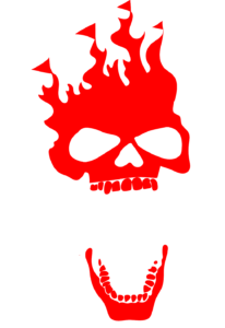 Purgatory Scream Park Logo