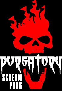 Purgatory Scream Park Logo